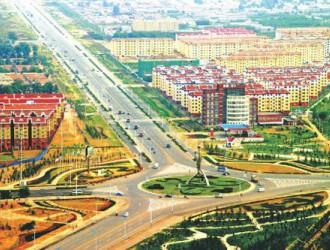 """开发区注重经济发展、""""创森""""工作、城乡建设"""